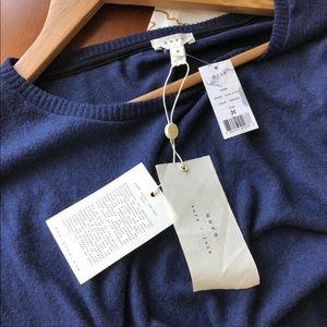 Soft Joie Tops - SOFT JOIE Tammy Asymmetric Hem Sweater in Peacoat